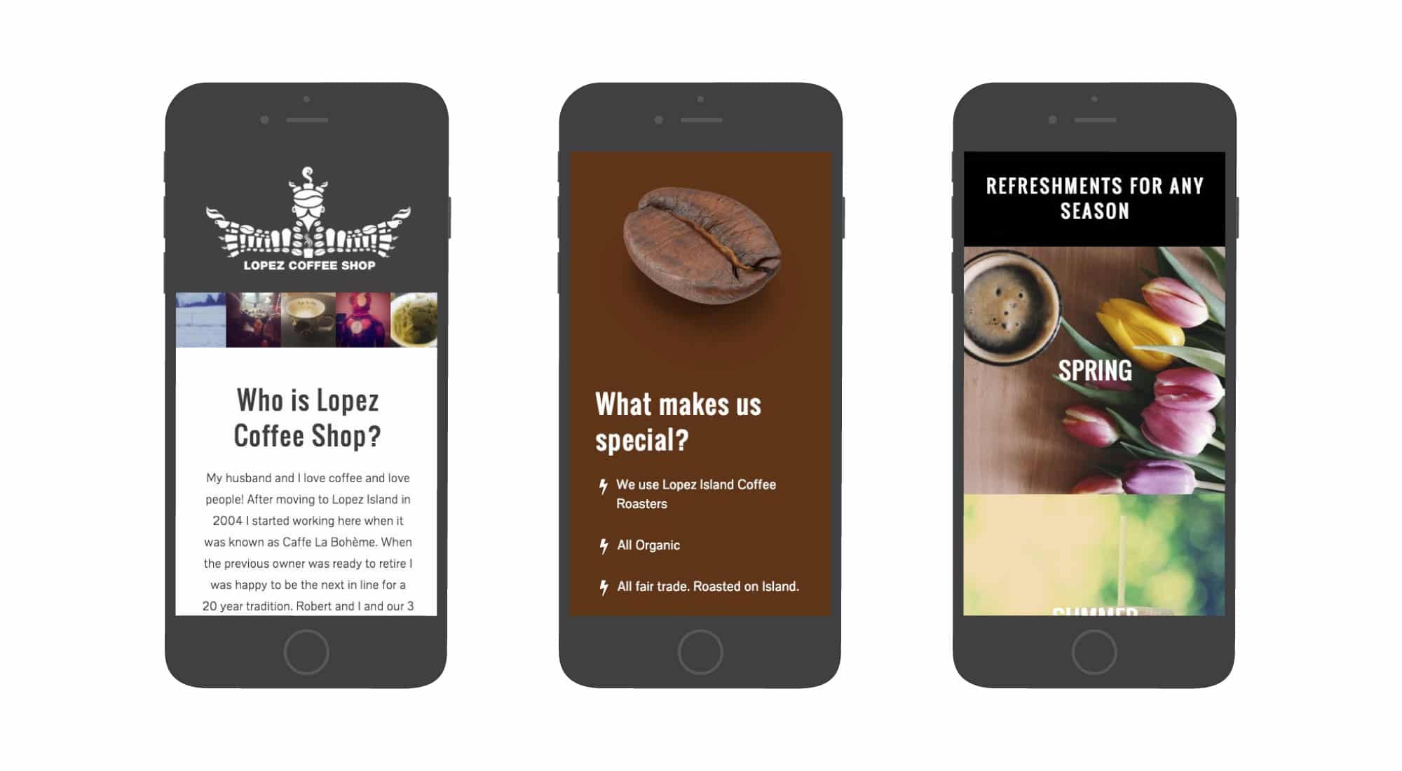 giant is lopez coffee shop samples mobile