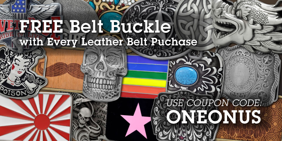 strap dandy front page rotator belt buckle ad 4