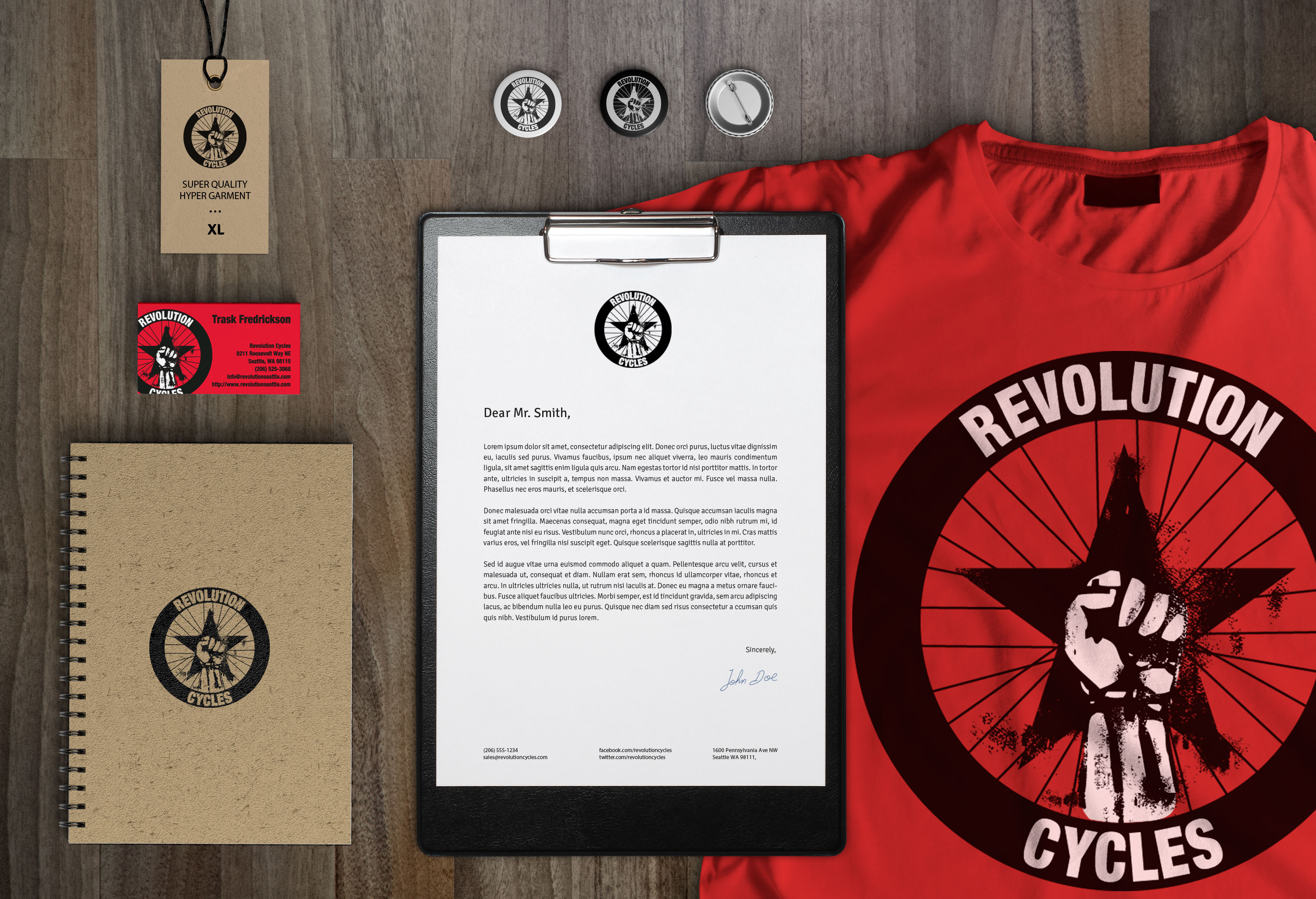 revoultion cycles brand